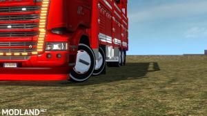 Scania Streamline Centipede +V8 Sound V2.0  By IndoorBlueWolf, 2 photo