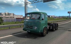 Mercedes LP 331 rework for 1.35.x