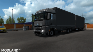 Mercedes Actros MP4 edit by Alex v1.5 [1.35/1.36], 4 photo