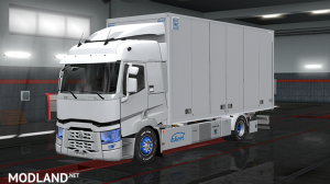 Rigid chassis pack for all SCS trucks - v 3.0