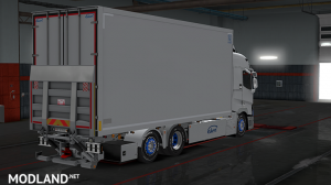 Rigid chassis pack for all SCS trucks - v 3.0, 2 photo