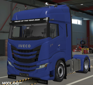 MAN TGX 2020 and Iveco S-Way, 3 photo