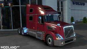 Volvo VNL Truck Shop v1.4+ (BSA Revision) for ETS2 v1.35 or higher, 1 photo