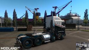 RTA-Mods Kenworth K200 v14.3 HCC edit (ETS2 BSA edit) for ETS2 v1.35 or higher, 2 photo