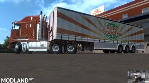 RTA-Mods Kenworth K200 v14.3 HCC edit (ETS2 BSA edit) for ETS2 v1.35 or higher, 4 photo