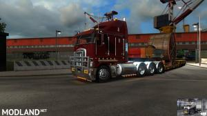 RTA-Mods Kenworth K200 v14.3 HCC edit (ETS2 BSA edit) for ETS2 v1.35 or higher, 5 photo