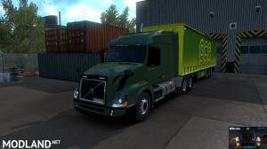 Volvo VNL Truck Shop v1.4+ (BSA Revision) for ETS2 v1.35 or higher, 6 photo