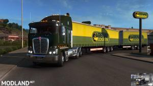 RTA-Mods Kenworth K200 v14.3 HCC edit (ETS2 BSA edit) for ETS2 v1.35 or higher, 6 photo