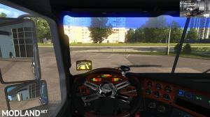 RTA-Mods Kenworth K200 v14.3 HCC edit (ETS2 BSA edit) for ETS2 v1.31 or higher, 3 photo