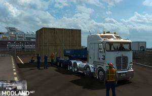RTA-Mods Kenworth K200 v14.3 HCC edit (ETS2 BSA edit) for ETS2 v1.31 or higher, 4 photo