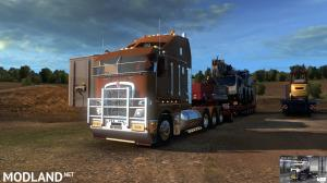 RTA-Mods Kenworth K200 v14.3 HCC edit (ETS2 BSA edit) for ETS2 v1.31 or higher, 6 photo