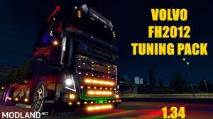 Dealer fix for Volvo FH2012 Tuning Pack, 1 photo