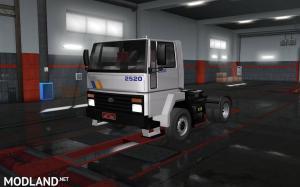 Ford Cargo 2520 BETA, 1 photo