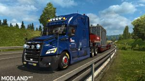 Freightliner Cascadia 2018 v 1.14 fix ETS2 1.36, 1 photo