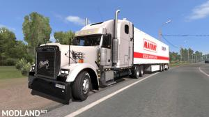 Freightliner Classic XL 2 version - External Download image