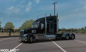 Freightliner Coronado (ETS2) v3.0 1.35, 1 photo