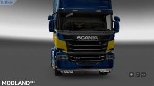 GTM SCS SCANIA R->P REPLACER V1.0, 2 photo