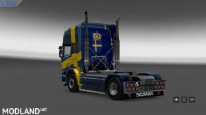 GTM SCS SCANIA R->P REPLACER V1.0, 3 photo