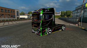 DAF EVO WING V12 (1.30 - 1.32), 1 photo