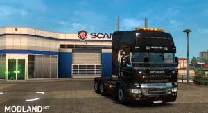 Scania P & G Series v1.1 (1.32, 1.33), 3 photo