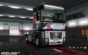 Hotfix for Renault Magnum  v21.01 by knox_xss 1.35.x, 1 photo