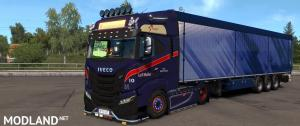 IVECO S WAY REALISTIC EXTERIOR AND INTERIOR 1.37, 1 photo