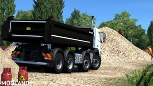 Volvo FMX Kipper Rework by Mistersix 1.6 [Megamod] 1.36, 2 photo