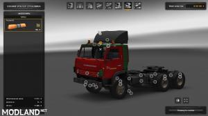 Kamaz 4410-5460 Fixed for 1.24 -1.23, 1 photo