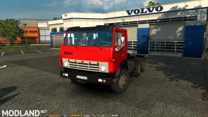 Kamaz 5410-1985 (NEW) Updated for 1.24 -1.23, 2 photo