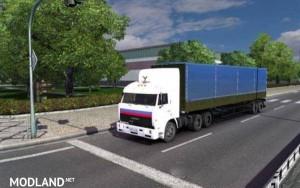 Kamaz 54115 DB v 2.0