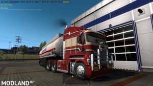 Kenworth K200 RTA-Mods v 14.3 ETS2 1.34.x, 1 photo
