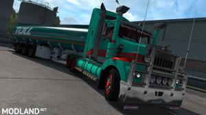Kenworth T408 SAR v2.1 v1.35.x + DX11, 1 photo