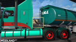 Kenworth T408 SAR v2.1 v1.35.x + DX11, 3 photo