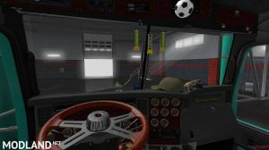 Kenworth T408 SAR v2.1 v1.35.x + DX11, 2 photo