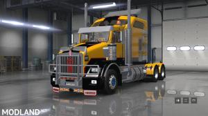 Kenworth T800 for ETS2 [1.32,1.33], 1 photo