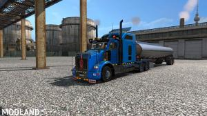 Kenworth T800 for ETS2 [1.32,1.33], 3 photo