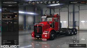 Kenworth T800 for ETS2 [1.32,1.33], 4 photo