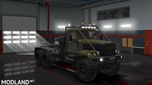 Kraz 255 (Update 25.08.19) 1.35.x, 1 photo