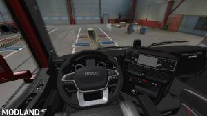 Iveco S-Way Realistic interior v2.5 1.37 & 1.38, 2 photo