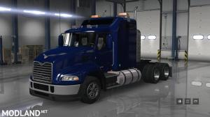 Mack Pinnacle v2.5 v1.27 Final release, 1 photo