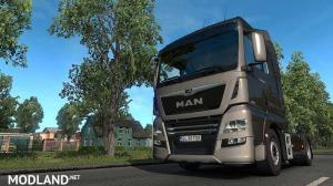 MAN TGX Euro 6 v2.2 (v1.34 fix), 1 photo