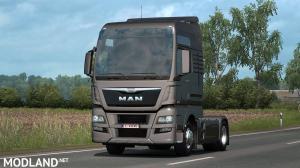 MAN TGX Euro 6 v 1.0, 1 photo