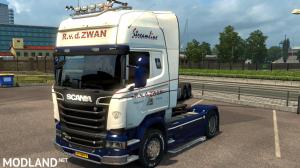van der Zwan Truck