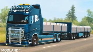 RPIE VOLVO FH16 2012 Ver.1.38.0.38s 1.37 - 1.38, 2 photo
