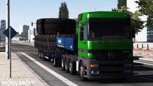Mercedes Actros MP1 [upd:19.07.18]