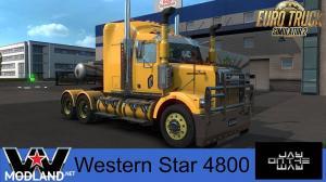 Western Star 4800 ETS2 1.36.x, 1 photo