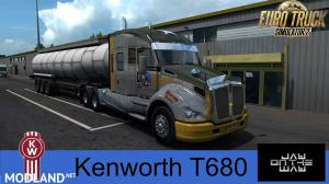 Kenworth T680 1.36.x, 1 photo