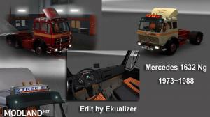 Mercedes 1632 NG - Edit by Ekualizer 1.30.x, 1 photo