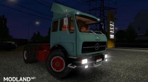 Mercedes 1632 v 1.11.1.2 mod for ETS 2