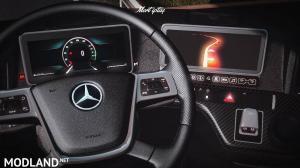 Mercedes-Benz Actros MP5 2019 | 1.37, 2 photo